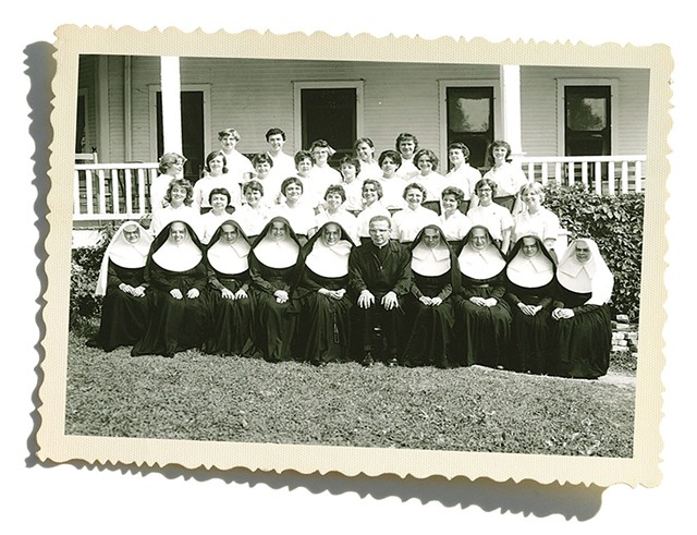Sisters of Mercy at Camp Marycrest - COURTESY OF MERCY CONNECTIONS