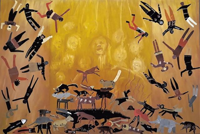 """The End"" - COURTESY OF JANET VAN FLEET"