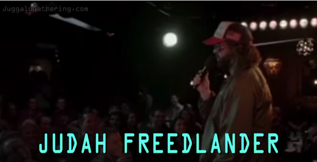 """Judah Freedlander"" - PSYCHOPATHIC RECORDS"