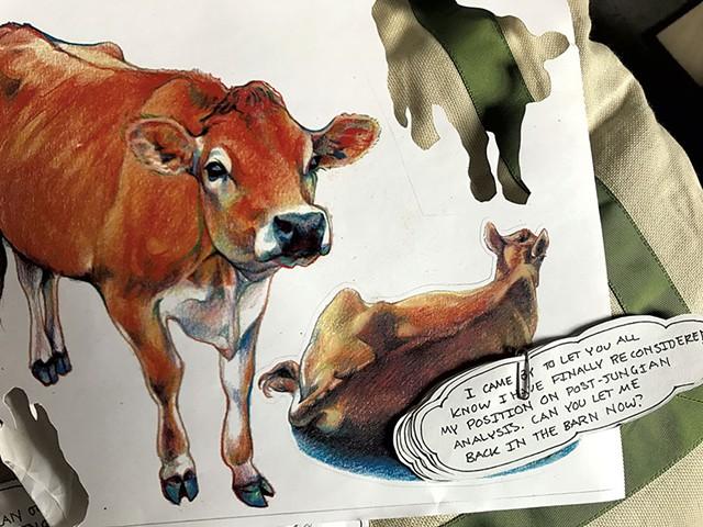 Katie Runde drawings - CHELSEA EDGAR