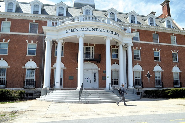 Green Mountain College - MOLLY WALSH