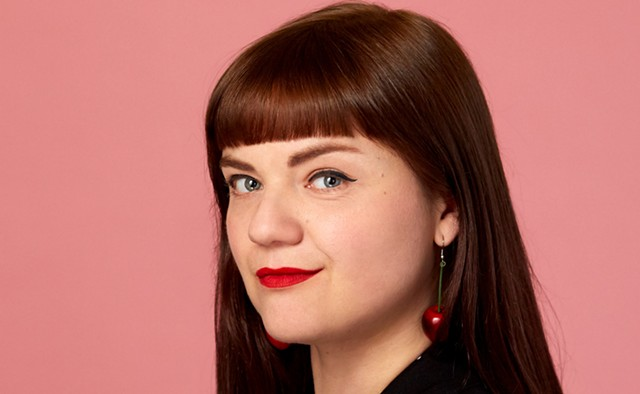 Christy Mitchell - COURTESY OF LAUREN MAZZOTTA