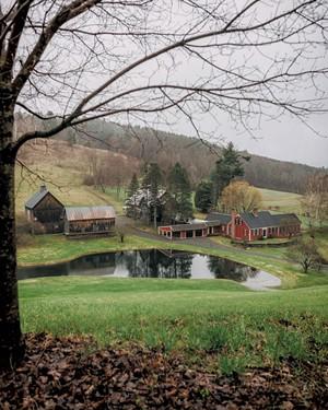 Sleepy Hollow Farm on May 3 - COURTESY OF COREY RONDEAU