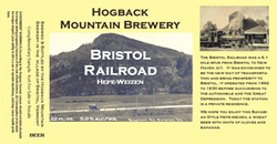 COURTESY OF HOGBACK MOUNTAIN BREWING