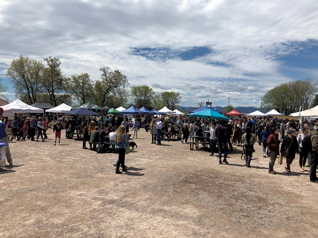 Burlington Farmers Market - DAVID HOLUB