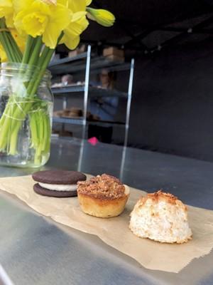 Pastries by Ardelia Farm & Co. - DAVID HOLUB