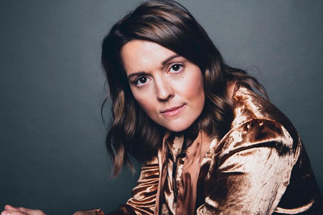 Brandi Carlile - COURTESY OF ALYSSE GAFKJEN