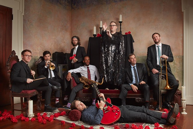 St. Paul & the Broken Bones - COURTESY OF MCNAIR EVANS