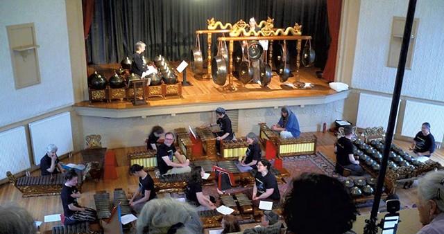 Musicians  of Gamelan Sulukala - COURTESY OF GAMELAN SULUKALA