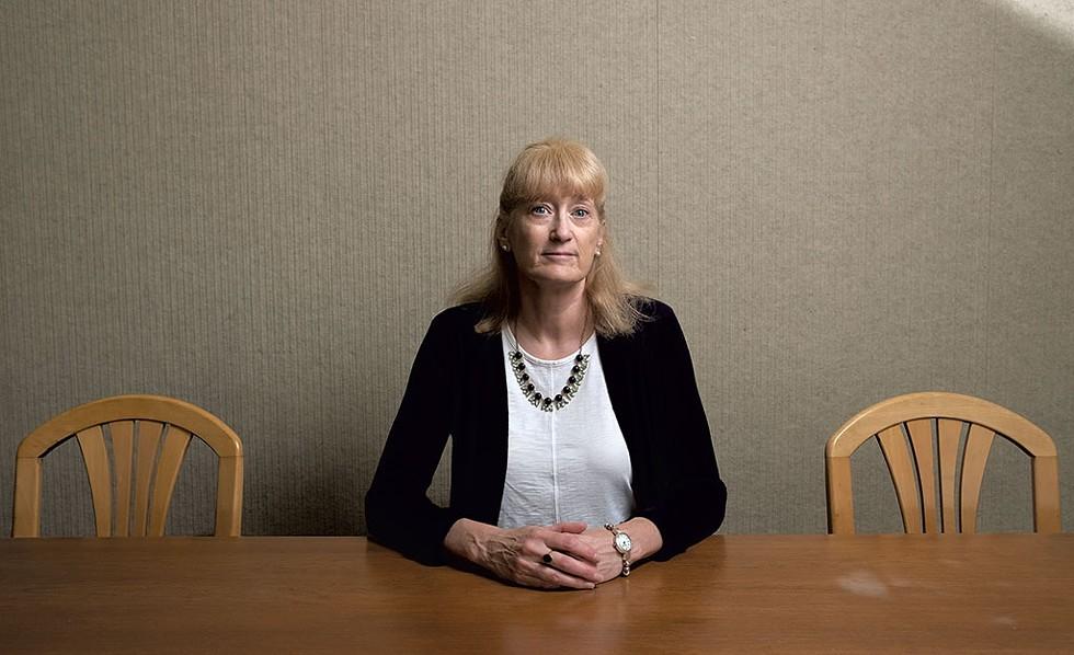 Cindy Hayford - ZACH STEPHENS