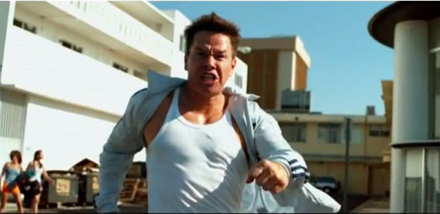Run, Marky Mark, run! - PARAMOUNT PICTURES