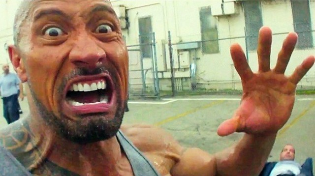 "Dwayne ""The Rock"" Johnson in Pain and Gain - PARAMOUNT PICTURES"