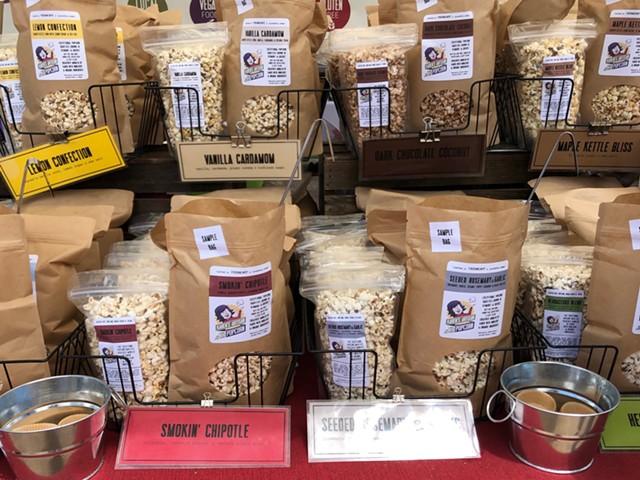Karen's Artisan Popcorn - SABINE POUX