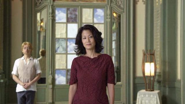 Jacqueline Kim as Gwen. - FILM PRESENCE
