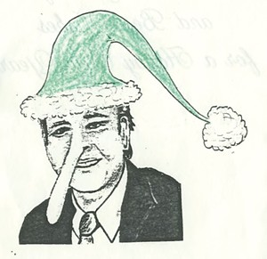 An anonymous attack on Peter Smith from December 1989 - VERMONT HISTORICAL SOCIETY