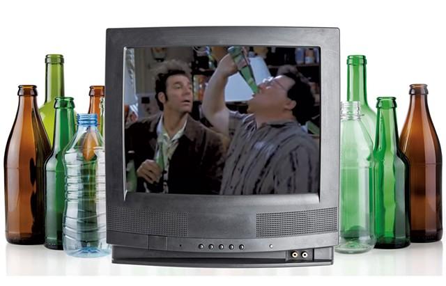 "Still from ""The Bottle Deposit"" episode on ""Seinfeld"" - PHOTO ILLUSTRAION KIRSTEN CHENEY"