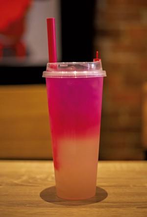 Bubble tea at Pho Son - JORDAN BARRY