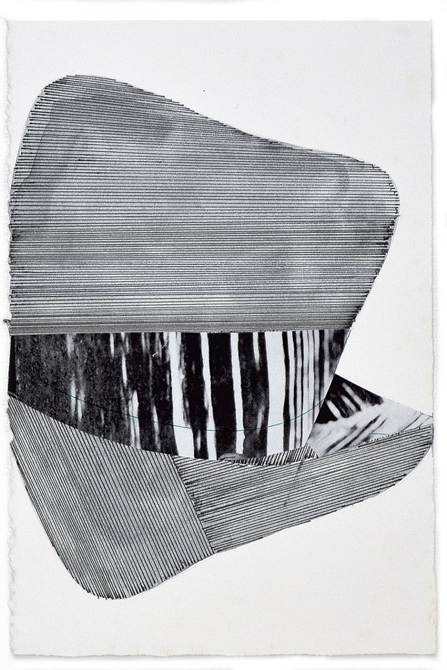 untitled work by Helen Matteson - COURTESY OF BIGTOWN GALLERY
