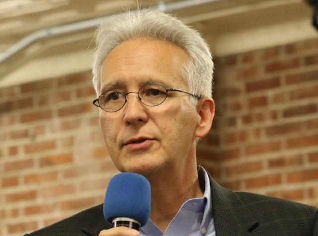 Will Voegele of Brookfield Asset Management - COURTNEY LAMDIN