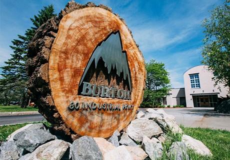 Burton Snowboards' flagship store - COURTESY OF BURTON SNOWBOARDS