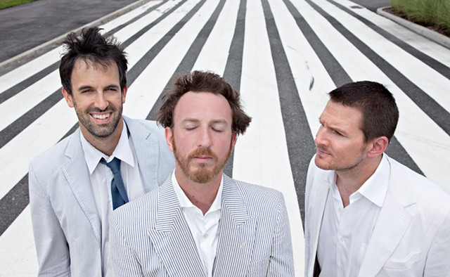 Guster - COURTESY OF GUSTER
