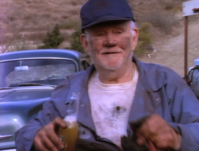 Versatile character actor Dabbs Greer in Runaway Daughters - DRIVE-IN CLASSICS / SHOWTIME NETWORKS