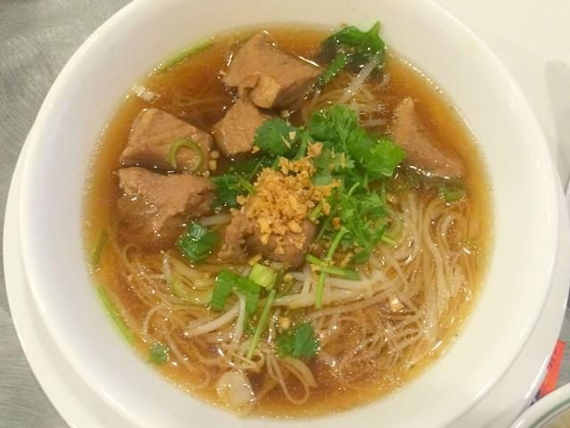 Hunan-style pork stew, $8.99 - ALICE LEVITT