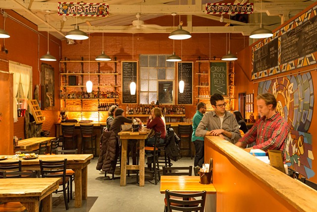 Artsriot Kitchen - FILE: OLIVER PARINI