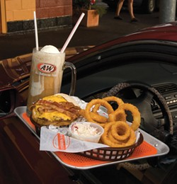 A&W Drive-In - FILE: MATTHEW THORSEN