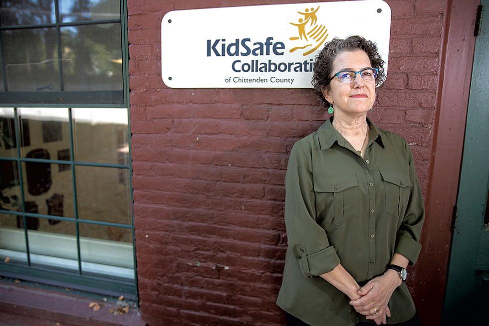 Sally Borden of KidSafe Collaborative - JAMES BUCK