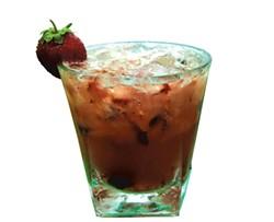Bourbon Berry Lemonade Smash - COURTESY OF BAR ANTIDOTE