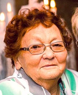 Yvonne Jean Moss