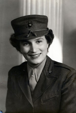 Barbara Marvin Adams