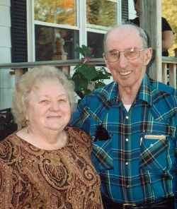 """Lucille P. """"Lou"""" Pelkey and Francis C. Pelkey"""