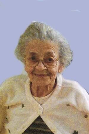 Geraldine Lillian Dexter