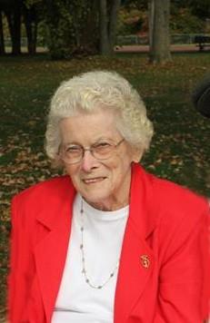 Marie Mae (Bechard) Lamothe