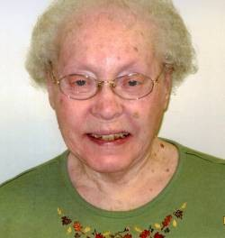Doris M. Blanchard