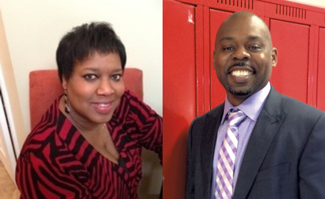Nikki Fuller and Yaw Obeng - BURLINGTON SCHOOL DISTRICT AND MOLLY WALSH