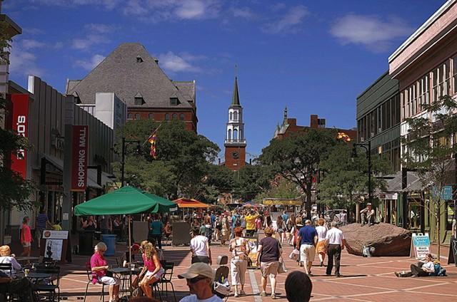 Church Street Marketplace - FILE: STEPHEN MEASE