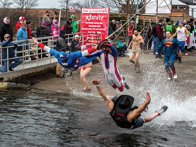 Penguin Plunge - COURTESY OF SPECIAL OLYMPICS