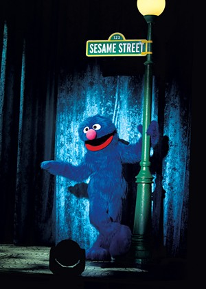 Sesame Street Live!: C Is for Celebration - COURTESY