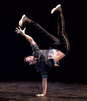 RUBBERBAND Dance: Vic's Mix - COURTESY OF BILL HEBERT