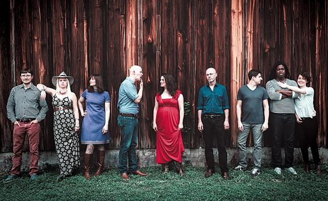 Roomful of Teeth and Dublin Guitar Quartet - COURTESY OF BONICA AYALA