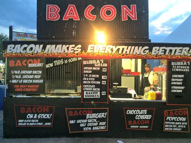 Bubba's Bacon - ALICE LEVITT