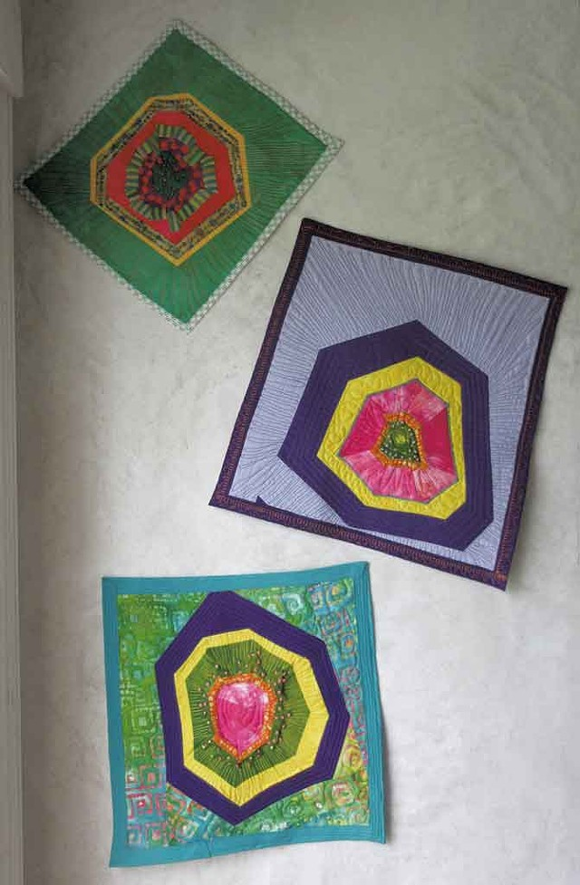 Small quilts by Kristina Snook - AMY LILLY
