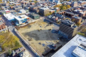 CityPlace Burlington construction site - FILE: JAMES BUCK