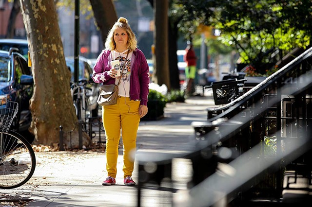 JOG DAYS Bell plays a millennial struggling to change her life in Colaizzo's inspirational indie.