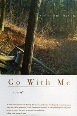 Cover of the first edition of Go With Me.
