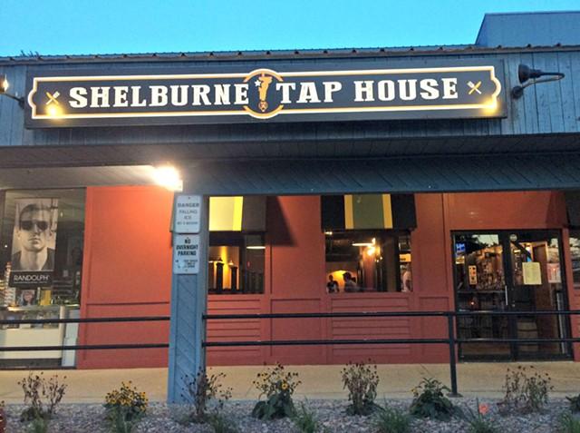 The new guy in Shelburne Bay Plaza - ALICE LEVITT