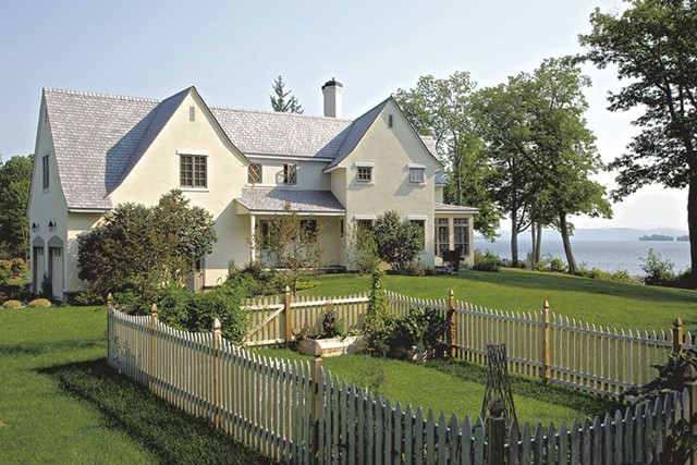 135 Kibbe Point, South Hero. 4 bedrooms, 4 baths, 5, 445 sq. ft. 6.87 acres. MLS#4447072. - JARED VINCENT